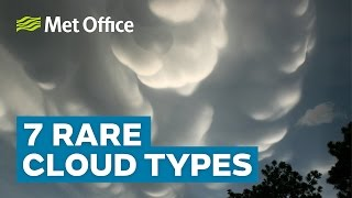 7 Rare clouds types   Amazing Weather