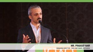 Pradeep Nair | Autodesk | ICTACT Convergence 2015