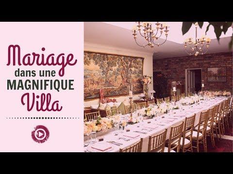 Décoration de mariage 2019 : 24h avec un wedding designer