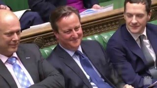 Dodgy Dave / MP Dennis Skinner Calls PM Cameron