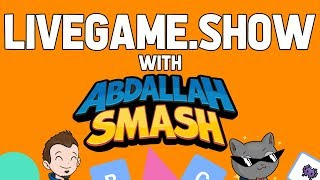 LIVEGAME.SHOW With Abdallah! FREE Online Multiplayer Mobile App! 1.16.19
