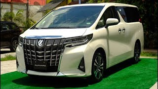 All New Alphard 2018 Redesign Harga Grand Avanza G 2015 Toyota 2019 Philippines 免费在线视频最佳电影电视节目 Motors Refreshed The