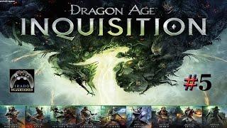 """Dragon Age: Inquisition """"Escolhi os Templarios"""" DAI#5"""