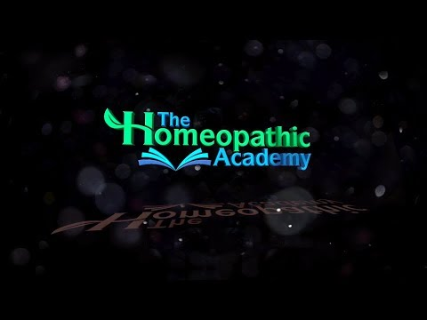 The Homeopathic Academy I Online Homeopathy Courses I Intro Video