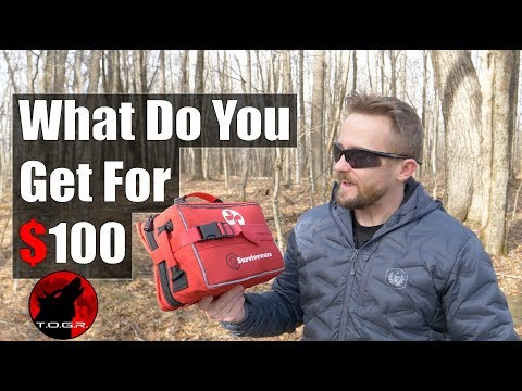 Surviveware Large First Aid Kit for Extended Camping Trips – Review