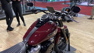 Top 10 New Harley Davidson Motorcycles At Brussels Motor Show 2020