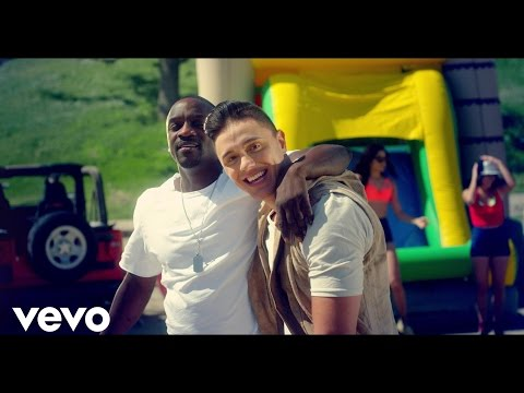 Клип Joey Montana — Picky (Remix) ft. Akon, Mohombi