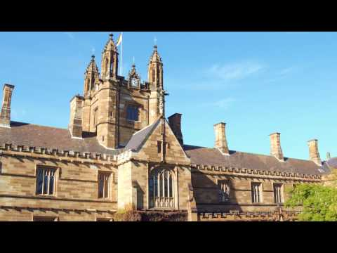 The University of Sydney - Video tour | StudyCo