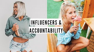 Why Can't Influencers Take Accountability?