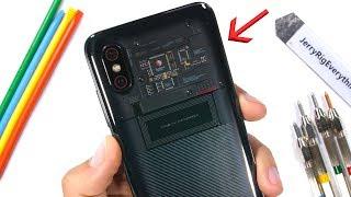 Xiaomi Mi 8 Explorer Edition Durability Test - Is it FAKE?!