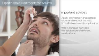 Ophthalmic Ointment Application Narrated by Melanie Haynes