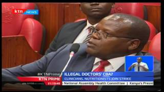 CBA trashed as illegal as efforts to solve doctors' strike complicate