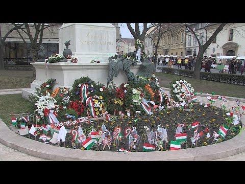 Megemlékezés 2017. március 15-én - video preview image