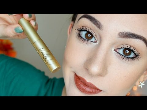 Stila Huge Extreme Lash Mascara | Review + Demo
