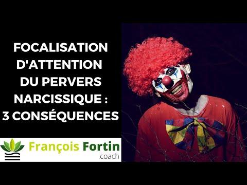 3 Conséquences de la focalisation d'attention du Pervers Narcissique