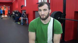 Аюб Гимбатов о выступлениях, тренировках, мотивации, целях в ММА