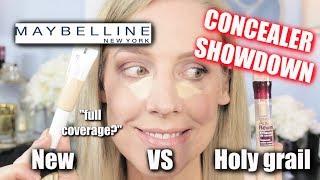 NEW! MAYBELLINE SUPERSTAY VS AGE REWIND Concealers | FrugieBlog