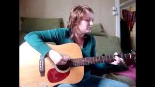 """Gabriel"" (Joe Goddard ft Valentina) acoustic cover"