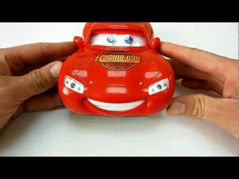 Lightning McQueen Alive Cars 2 the Movie dancing car Toy - DealExtreme DX