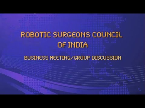 RSC - Business Meeting - Group Discussion
