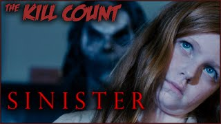 """C Robert Cargill Interview ► https://www.youtube.com/watch?v=LI3Tk2v0UBI Sinister Behind the Scenes ► https://www.youtube.com/watch?v=dTp3ydm_nu4  Buy Sinister on... DVD ► https://amzn.to/3cu7dSs BluRay ► https://amzn.to/2VKKk6M Multi Format ► https://amzn.to/2XQHAap Streaming (rental option available) ► https://amzn.to/2VHmtoA  PATREON ► https://patreon.com/deadmeatjames MERCH (shirts & pins) ► http://www.DeadMeatStore.com/  TWITCH (livestreaming) ► https://www.twitch.tv/deadmeatjames/  Mail stuff to Dead Meat!  13535 Ventura Blvd STE C  PMB 423  Sherman Oaks, CA, 91423  Dead Meat Podcast ► http://deadmeatpod.libsyn.com/website  DnDnD (D&D podcast I'm in) ► https://itunes.apple.com/us/podcast/dndnd/id1397527832 Also at ► https://dndndpod.simplecast.fm/  Dead Meat on Social Media: Twitter ► https://twitter.com/deadmeatjames Instagram ► http://instagram.com/deadmeatjames Facebook ► https://www.facebook.com/deadmeatjames Reddit ► https://reddit.com/r/deadmeatjames/ Discord ► https://discord.gg/GHazvA5 Steam Official Group ► http://steamcommunity.com/groups/DeadMeatOfficial  James A. Janisse on Social Media: Twitter ► https://twitter.com/jamesajanisse Instagram ► http://instagram.com/jamesajanisse  Practical Folks (James's other channel): https://www.youtube.com/practicalfolks  MUSIC!!  ~~Logo/""""The Numbers""""~~ """"U Make Me Feel"""" by MK2 https://www.youtube.com/watch?v=qSET1PSw8Ic  ~~Introduction Section~~ """"Darkest Child var A"""" by Kevin MacLeod (incompetech.com) Licensed under Creative Commons: By Attribution 3.0 License http://creativecommons.org/licenses/by/3.0/ https://www.youtube.com/watch?v=CoxAMGNr6wU  ~~""""The Kills""""~~ """"Slow Shock"""" by Silent Partner https://www.youtube.com/watch?v=rKfWVymq5BQ"""