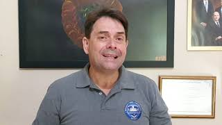 COMANDANTE BRAGA COMENTA SOBRE O LIVRO AZUL DAS GUARDAS MUNICIPAIS
