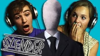 TEENS REACT TO SLENDER MAN