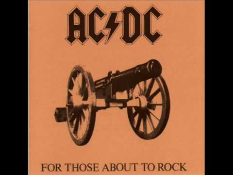 For Those About to Rock (We Salute You) (1982) (Song) by AC/DC