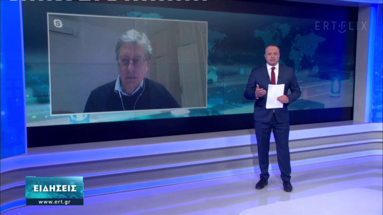 Ο λοιμωξιολόγος Μ. Κογεβίνας στο δελτίο ειδήσεων της ΕΡΤ3  | 23/12/2020 | ΕΡΤ