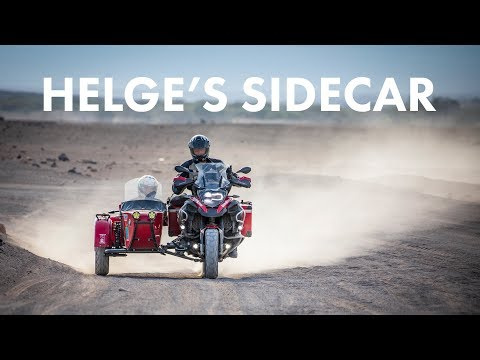 Adventure Sidecar Tips from Helge Pedersen