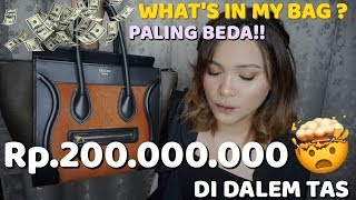 ADA 200 JUTA DALEM TAS!! WHAT'S IN MY BAG!! | Dinda Shafay (Bahasa) Video thumbnail