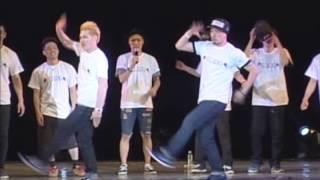 """2013년 제9회 부산국제무용제 국내공식초청팀 고릴라클루 """"B Boy Passion"""""""