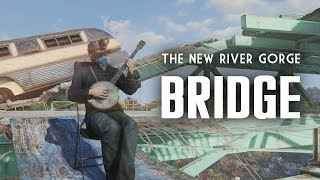 The Full Stories of Orwell Orchards and the New River Gorge Bridge - Fallout 76 Lore