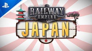 PlayStation Railway Empire - Japan DLC | PS4 anuncio