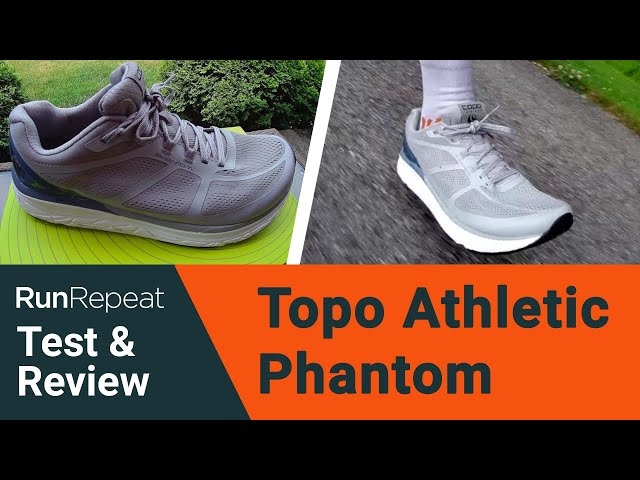 Topo Athletic Phantom test & review - A fast maximalist shoe