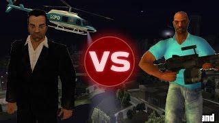 GTA - Toni Cipriani VS Victor Vance ¿Quien Es Mejor?