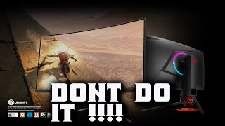 Dont ever Buy A 144Hz Monitor It will RUIN your Life!!!