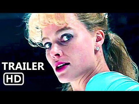 I, TONYA Official Trailer (2018) Margot Robbie, Sebastian Stan, Drama Movie HD