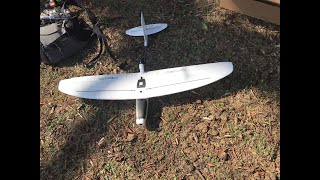 ZOHD Drift maiden flight - My first fixed wing FPV flight