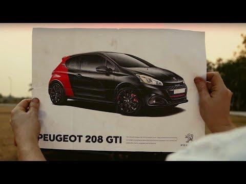 "Recreating the Peugeot 206 Advert ""The Sculptor"" | Top Gear"