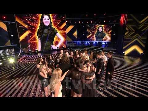 Arilena - X Factor Albania 2 (Nata Gjysmefinale)