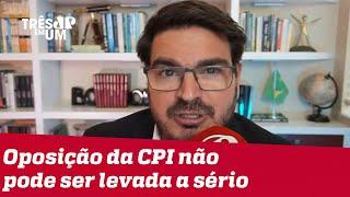 Rodrigo Constantino: quem é Renan Calheiros; VEJA VÍDEO