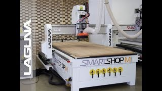 Laguna Tools Introduces the SmartShop M CNC Router