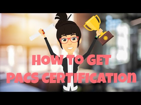 How To Get PACS Certification 1 - CIIP Practice Exams - YouTube