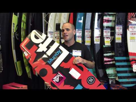 Shaun Murray – 2016 Hyperlite Murray Wakeboard Review