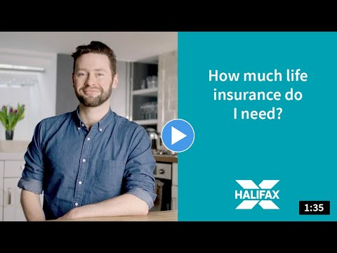 A video about how much life insurance you may need.