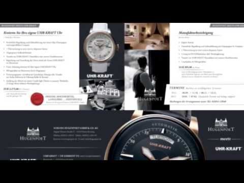 Uhr kraft+  Made+in+Germany  0814
