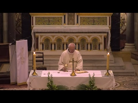 Laudes et Messe du 4 août 2021 à Notre-Dame de la Garde