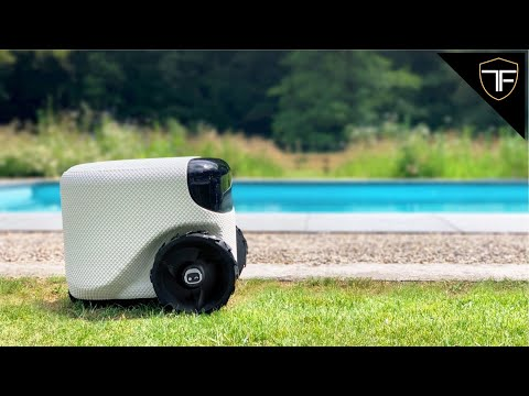 Toadi: Autonomous lawn robot powered by A.I.-GadgetAny