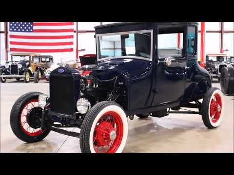 Video of Classic 1927 Model T located in Michigan - $13,900.00 - M5FL